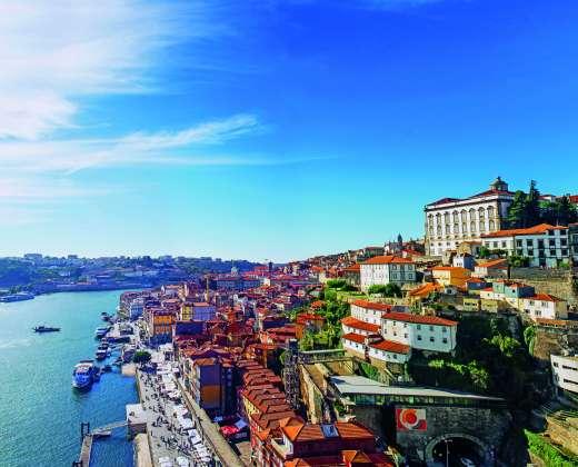 Portugalija. Portas