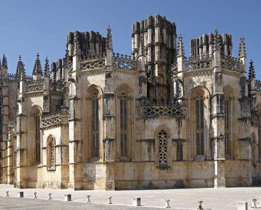 Portugalija. Batalijos vienuolynas