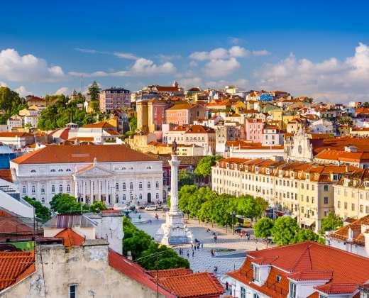 Portugalija. Lisabona
