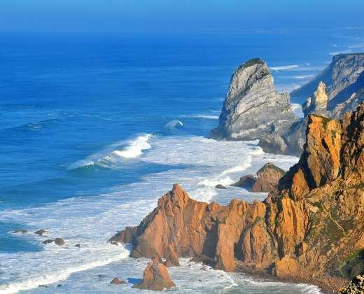 Portugalija. Cabo da Roca