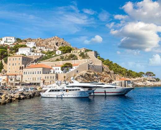 Graikija. Hydros sala