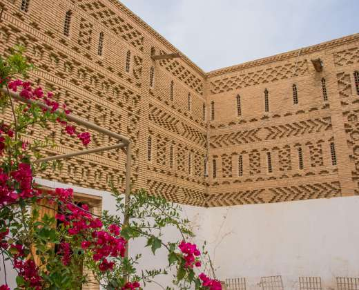 Tunisas. Tozeuras. Uled el Hadef
