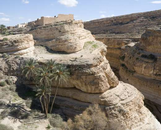 Šebikos kalnų oazė. Mides tarpeklis