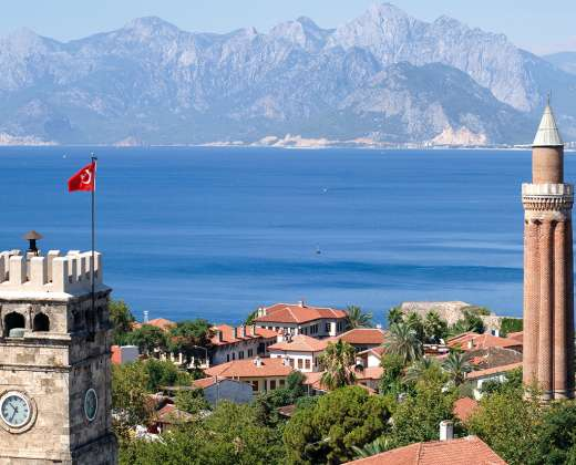 Turkija. Antalija