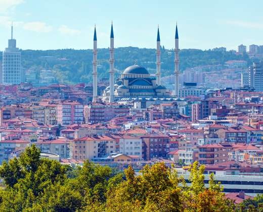 Turkija. Ankara