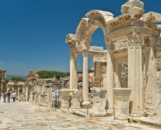 Turkija. Efesas