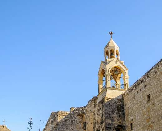 Izraelis. Betliejus. Kristaus Gimimo Bazilika