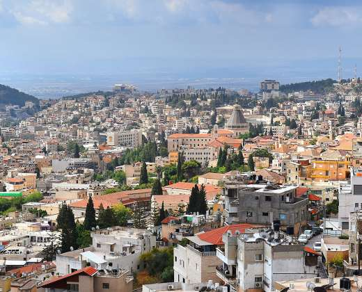 Izraelis. Nazaretas