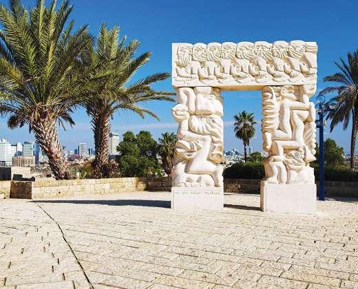 Izraelis. Jafa