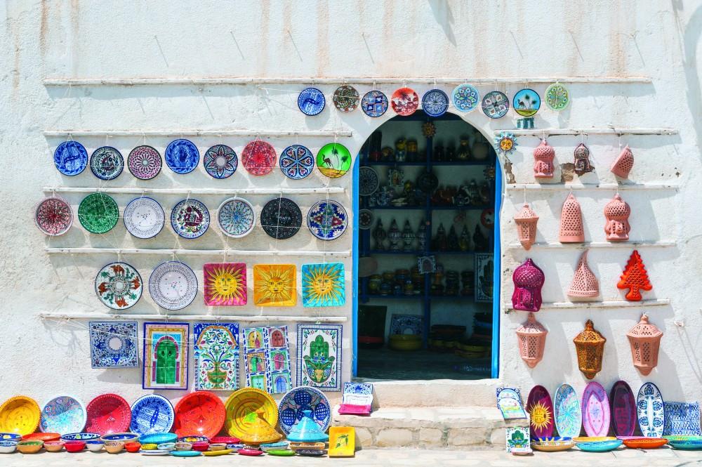 тунис сентидо пальм азур джерба